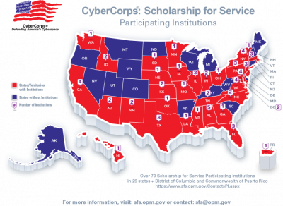 CyberCorps: Scholarship for Service